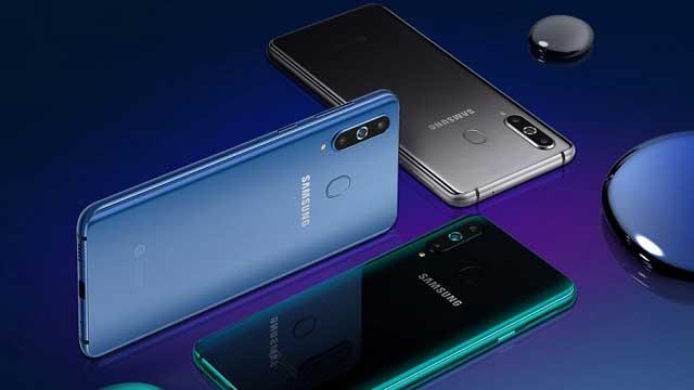 قد تضيف شركة سامسونج جهاز عرض بصمات الأصابع على الشاشة إلى Galaxy A10
