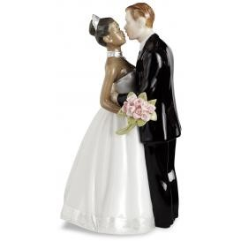 interracial wedding cake toppers black and winning a beautiful story 5164