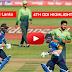 Pakistan versus Sri lanka fourth ODI Highlights 20 October 2017