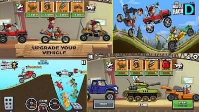 Hill Climb Racing 2 App Download Latest Version 1.27.2 for Android offered by Fingersoft on www.DcFile.com