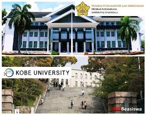 Beasiswa Double Degree Program S2 di Unsyiah dan Kobe University Jepang