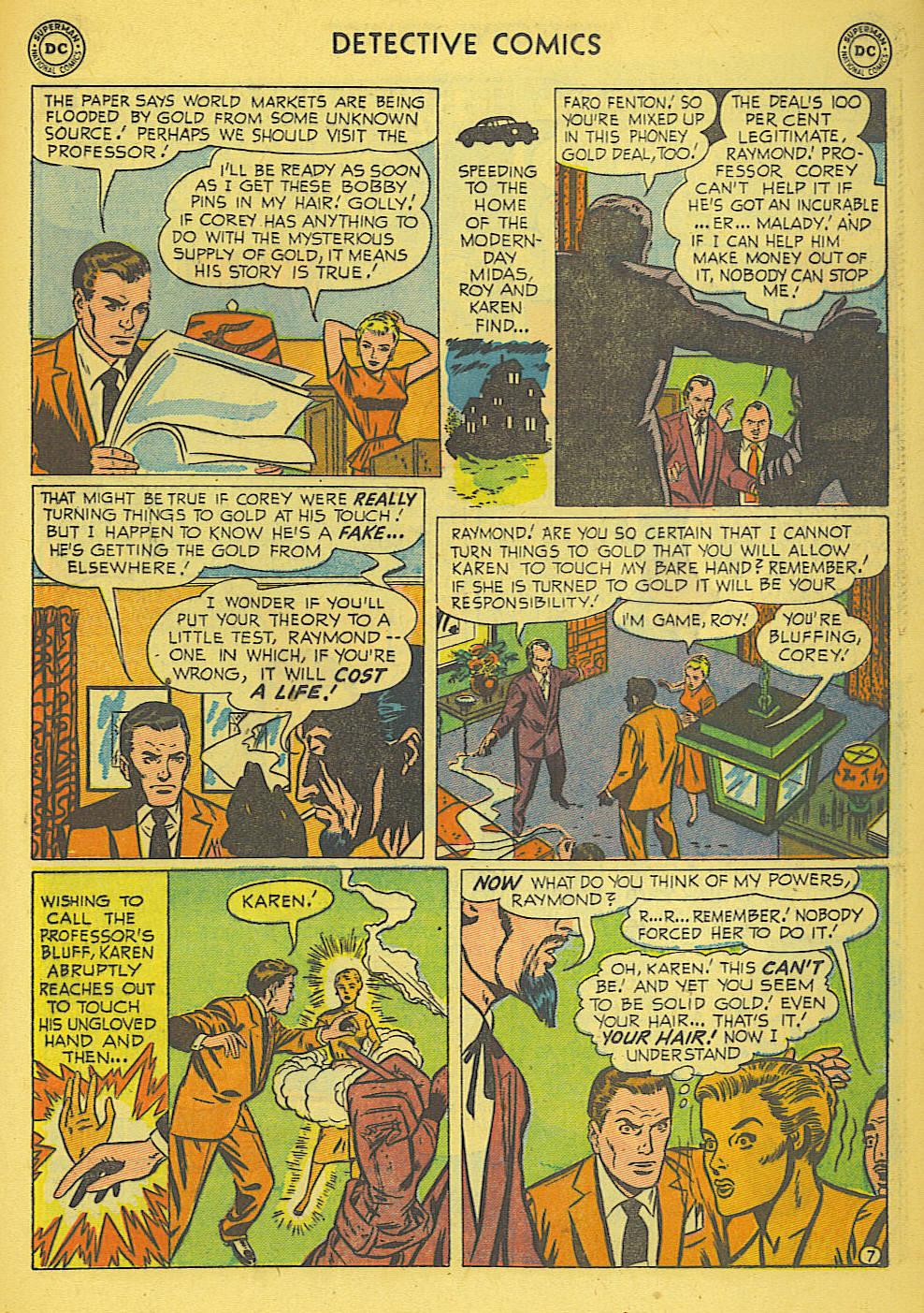 Read online Detective Comics (1937) comic -  Issue #173 - 32