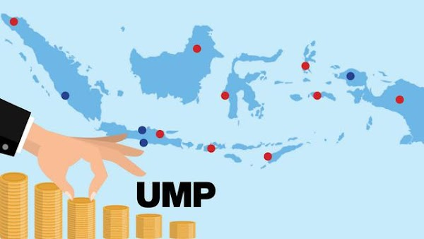 Kenaikan Upah Minimum Provinsi 2019