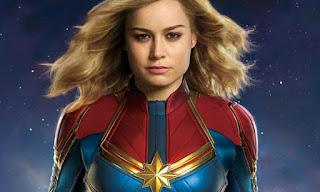 Capitã Marvel - Primeiro trailer é revelado