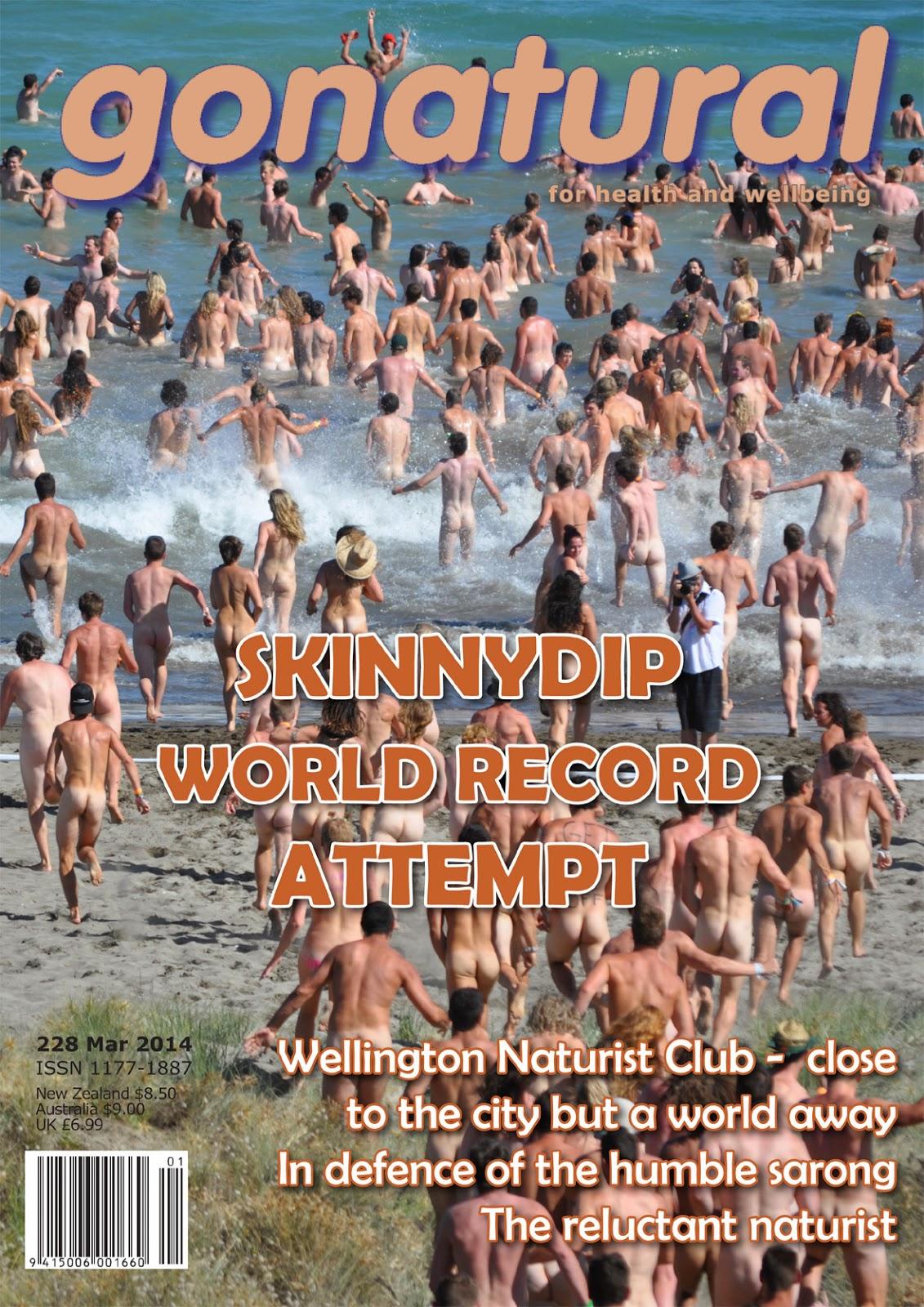 New Zealand Naturist Federation gonatural Magazine Issue 228 March 2014