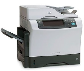 HP LaserJet M4349 Multifunction Télécharger Pilote