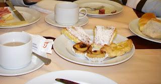 pequeno-almoço  Português