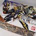 1/144 Valvrave III Hi Kami Nari Runner and Manual Preview by Kenbill