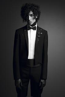 Dior Homme Black Carpet Collection