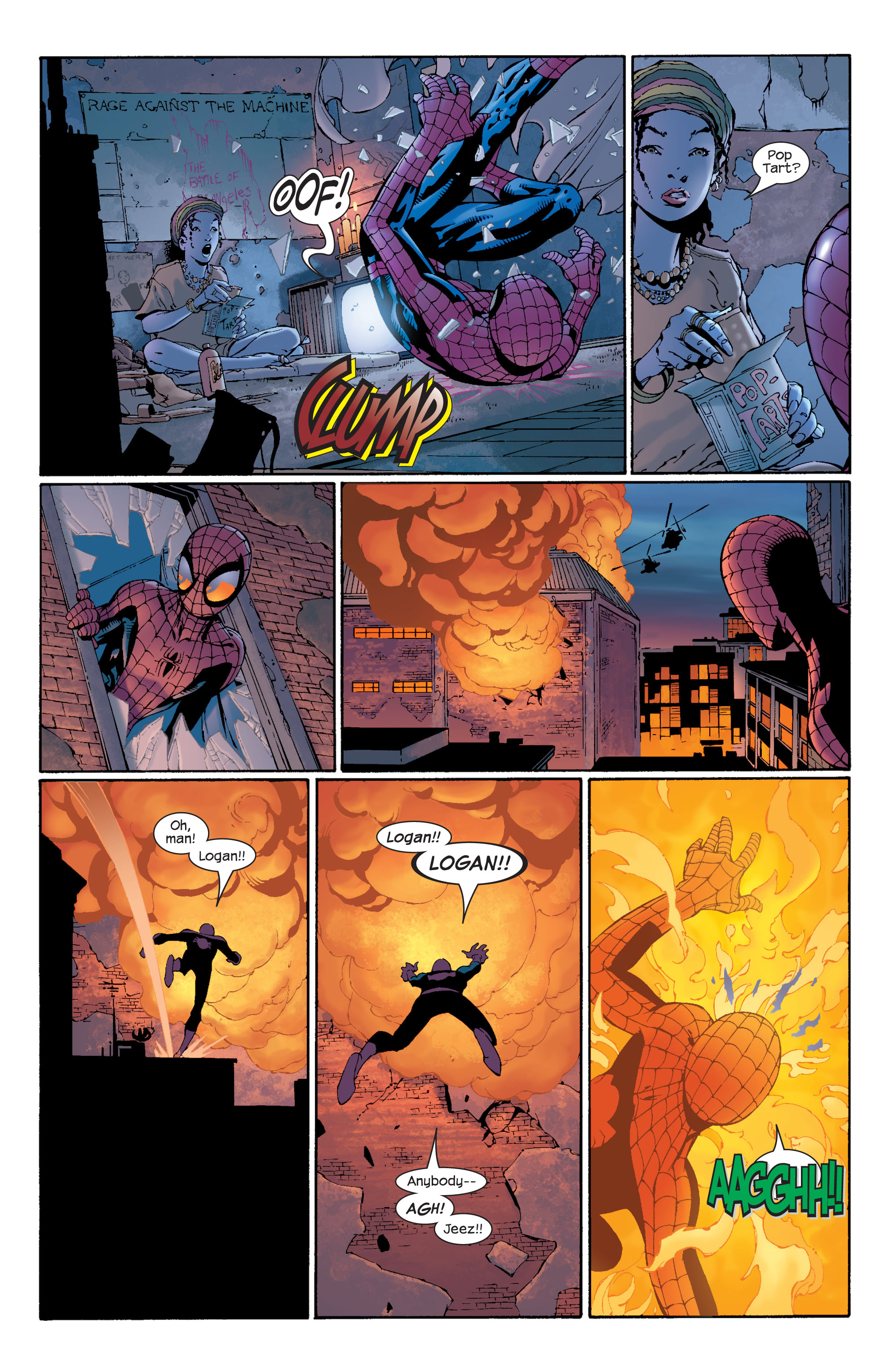 Read online Ultimate X-Men comic -  Issue #36 - 9