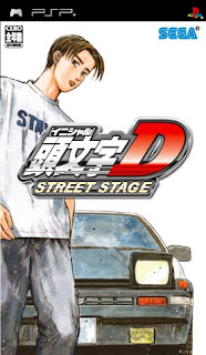 Initial D: Street Stage JAP PSP GAME
