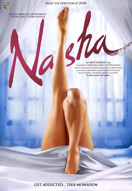 Teaser Poster and Theatrical trailer of Poonam Pandey's debut film Nasha