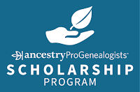 AncestryProGenealogists Scholarship Program