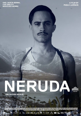 Neruda Movie Poster 1