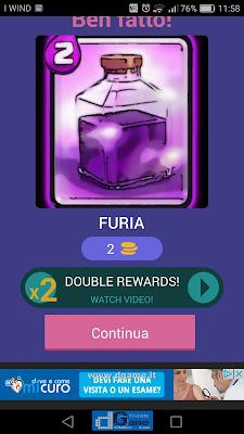 Indovina la carta Royale soluzione livello 73