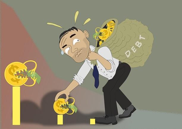 לסלק חובות