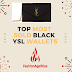 TOP MOST SOLD BLACK YSL WALLETS