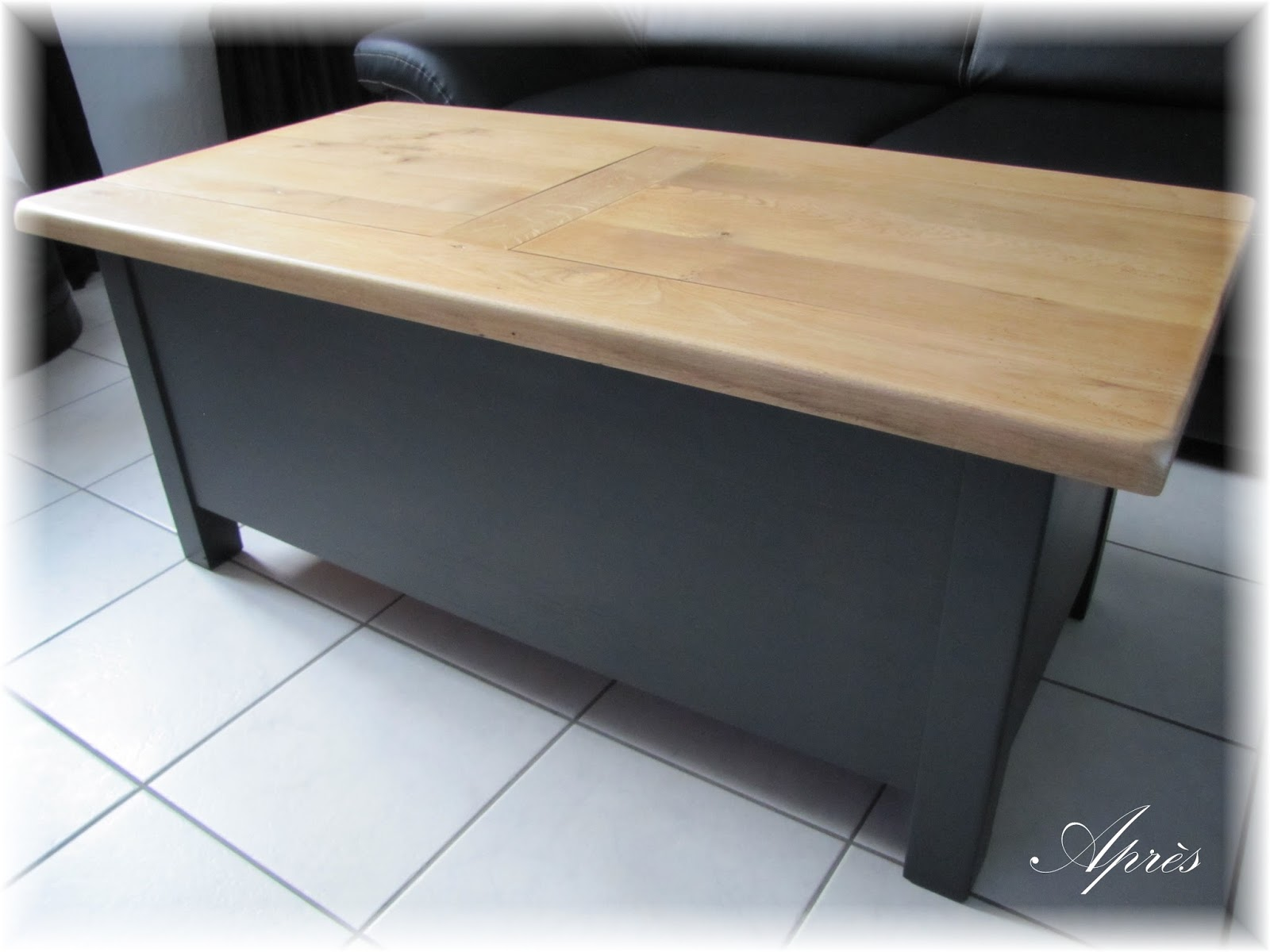 Relooker Une Table En Verre Relooking Table Basse Interesting Customiser Table Basse