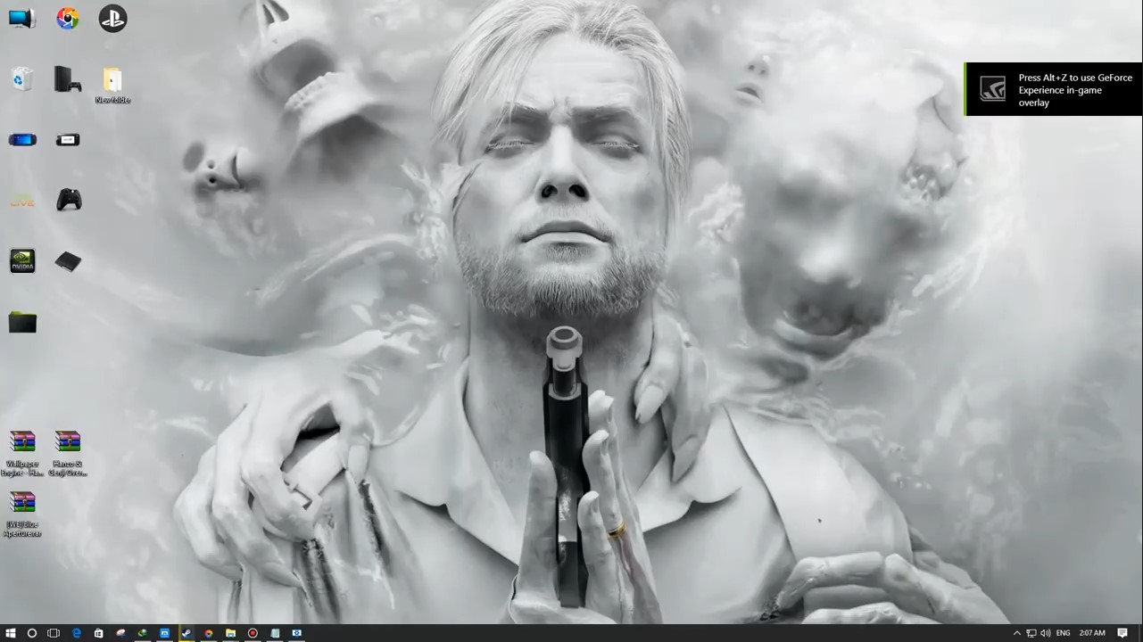 Wallpaper Engine The Evil Within 2 The Only Way Out Is In - wallpaper engine