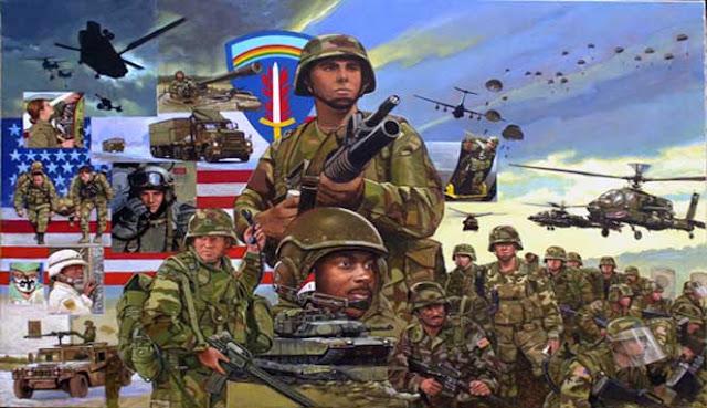 Negara mana yang mempunyai pasukan militer terkuat di dunia ketika ini 10 NEGARA MILITER PALING KUAT DI DUNIA 2019