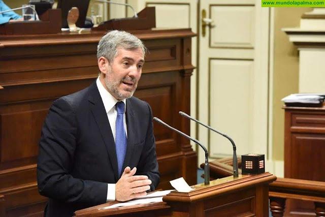 Clavijo reclama la convocatoria urgente de la Diputación Permanente del Senado para afrontar la dramática situación del sector turístico canario