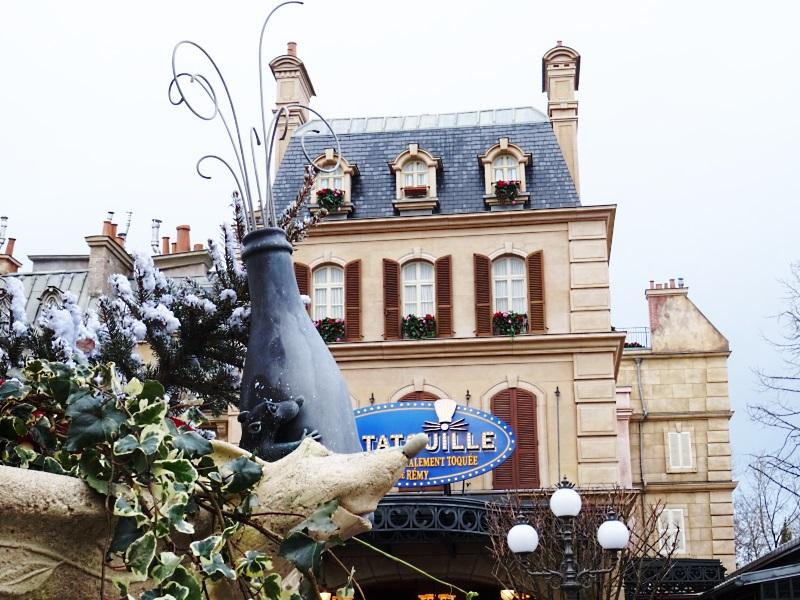 Ratatouille à Walt Disney Studios