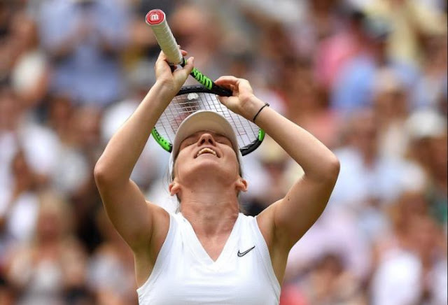 2019 wimbledon 2019 Simona Halep Serena Williams vs Simona Halep e noua campioană de la Wimbledon finala 2019 halep vs serena williams rezumat video highlights halep vs serena williams wimbledon 2019 final video youtube simona halep wimbledon 2019 finala cu serena williams hai simona