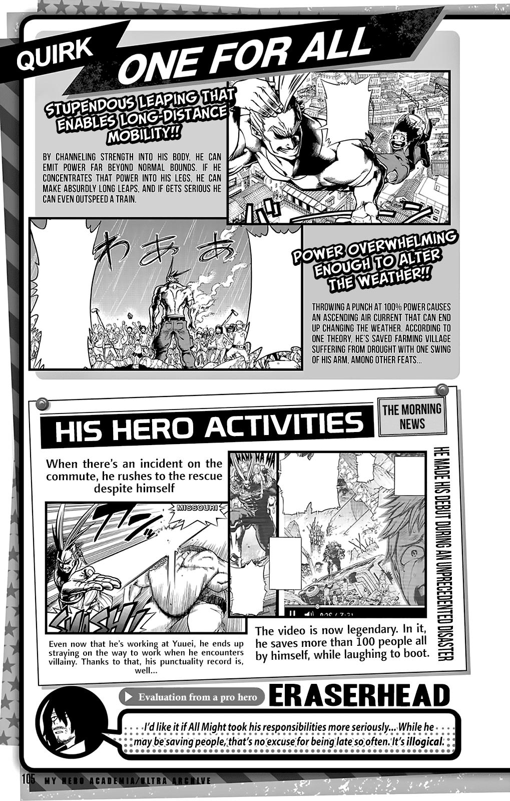 Boku no Hero Academia Chapter 144-23