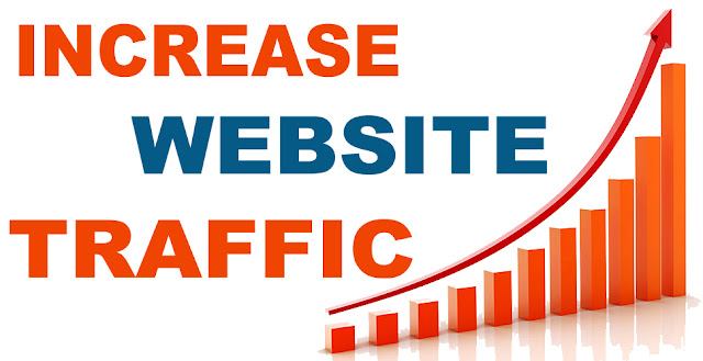 How to increase traffic on webiste