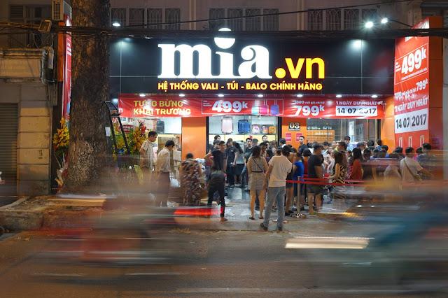 Chiến dịch marketing của Mia.vn được đông đảo khách hàng ủng hộ
