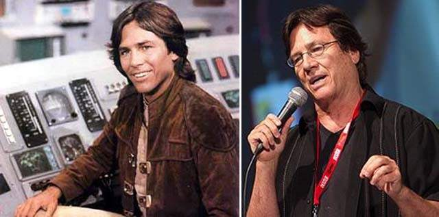 Richard Hatch - 'Battlestar Galactica'
