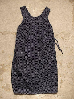 "FWK by Engineered Garments ""Sun Dress"""