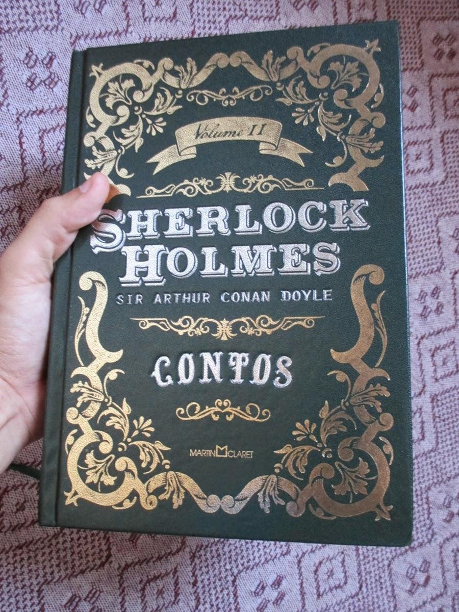 Sherlock Holmes edição especial completa