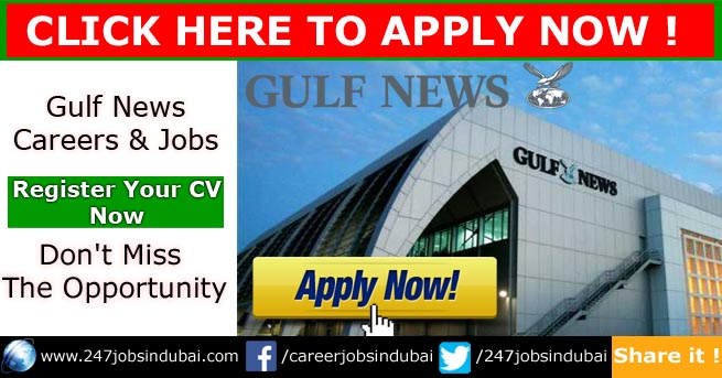 gulf news careers