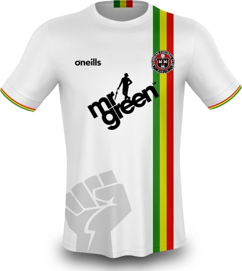 bfb606394745f Bohemian cancela camisa em homenagem a Bob Marley - Show de Camisas