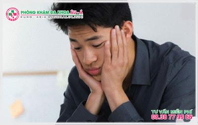 Triệu chứng viêm bàng quang nam giới