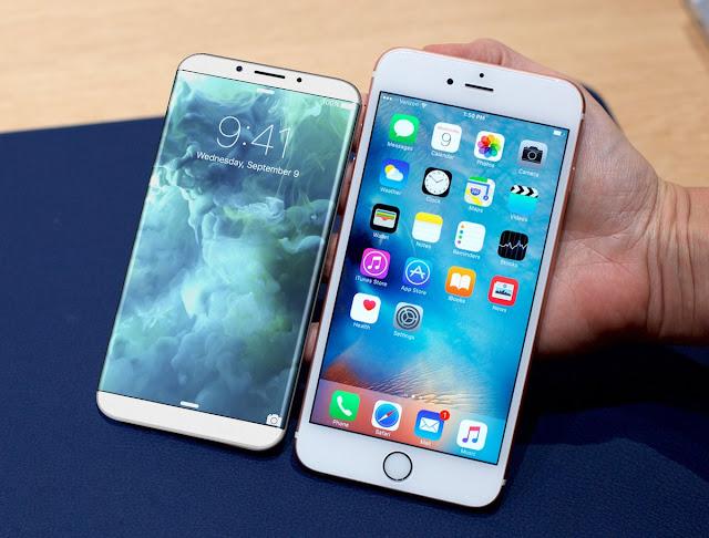 Apple nuevos Smartphones