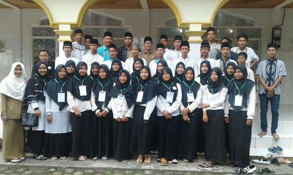 Peremian Forum Komunikasi Remaja Masjid Kecamatan Kota Kayuagung