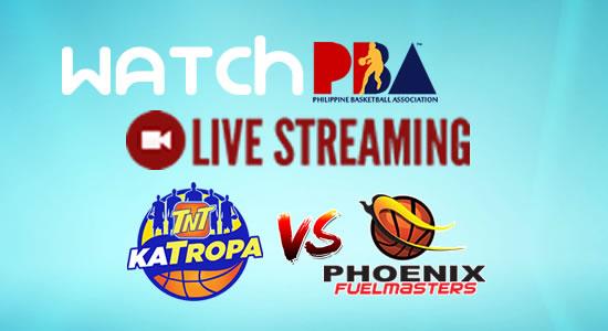 Livestream List: TNT vs Phoenix game live streaming March 4, 2018 PBA Philippine Cup
