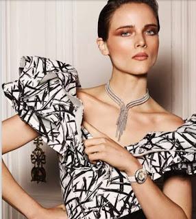 Anna De Rijk for Vogue Russia January 2017