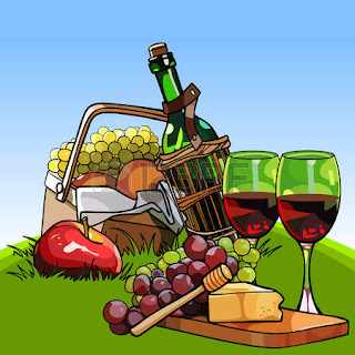 Wine harvest celebration