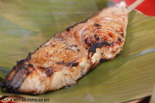 Grilled White Marlin