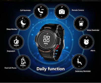 NIYOQUE F6 Watches| 5 Summer Smartwatches Under $50