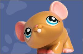 LPS Mouse Pets
