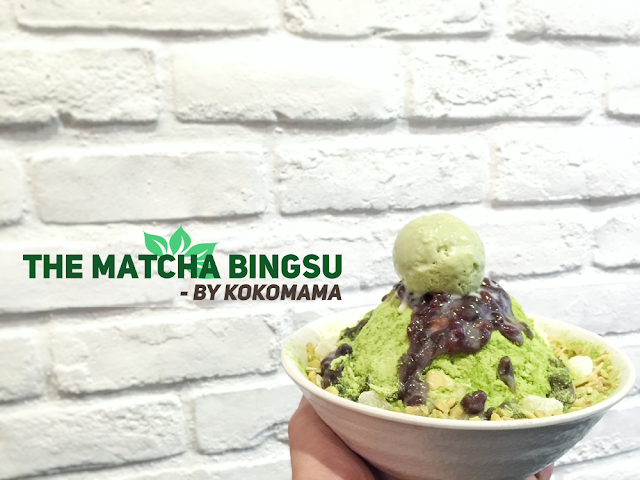 Singapore KOKOMAMA Market Place - Food Review