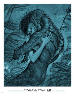 The Shape of Water - Poster & Segundo Trailer