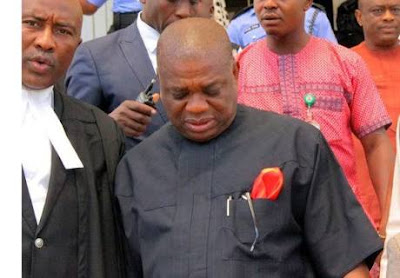 EFCC Re-Arraigns Uzor Kalu For 'Laundering N7.6bn'