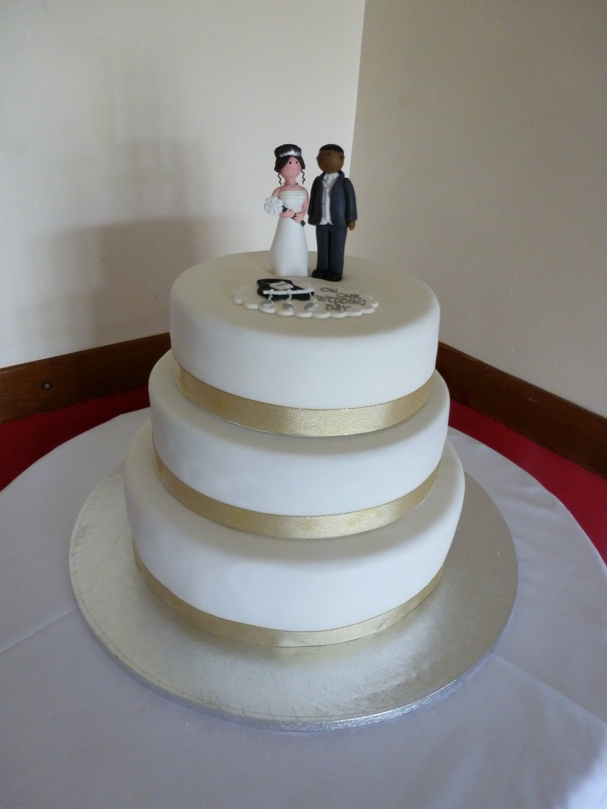 Baking The World By Storm Biggest Wedding Cake So Far