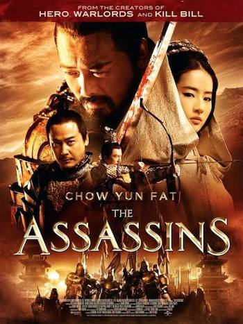 The Assassins 2012 Dual Audio BluRay Download