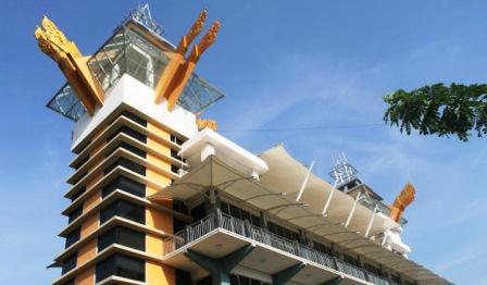 wisata menara pandang banjarmasin